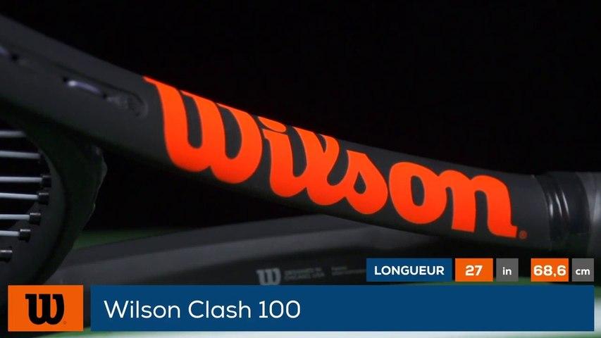 Tennis Test Matériel - On a testé pour vous la nouvelle Wilson Clash !