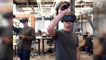 2015 E-mail: Mark Zuckerberg Wanted Facebook To Dominate Virtual-Reality