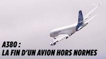 Airbus va cesser de produire l'A380 : fin d'un avion hors normes