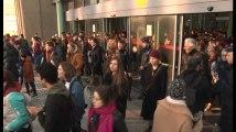 Environ 11.000 jeunes marchent à nouveau sur Bruxelles pour le climat