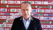 Gaz. Ajaccio - Brest | Conférence de presse d'avant-match