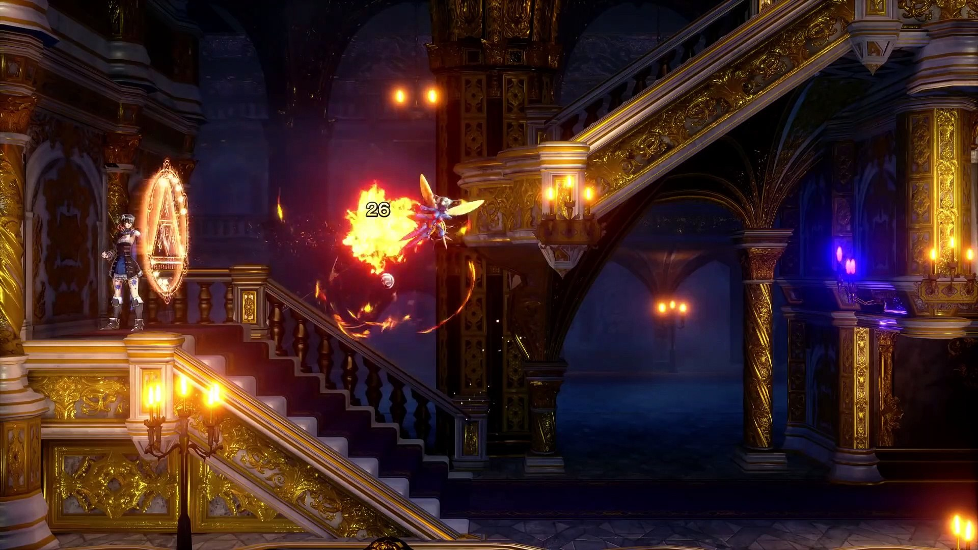 Bloodstained: Ritual of the Night - Trailer finestra di lancio