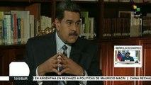 Pdte. Maduro pide apoyo de los pueblos árabes ante agresiones de EEUU