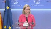 Ana Oramas pide disculpas por su comentario sobre las 3.000 viviendas de Sevilla