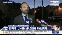 """Édouard Philippe sur la nomination d'Alain Juppé: """"C'est un choix souverain du président de l'Assemblée nationale"""""""