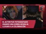 Jennifer Aniston festejó 50 años con Brad Pitt