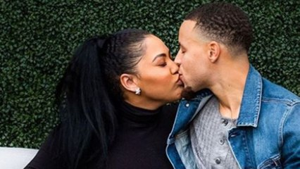 Ayesha Curry REVEALS She Gets A LOT Of D From Steph Curry On Valentine's Day!