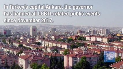 Turkey: End Ankara Ban on LGBTI Events