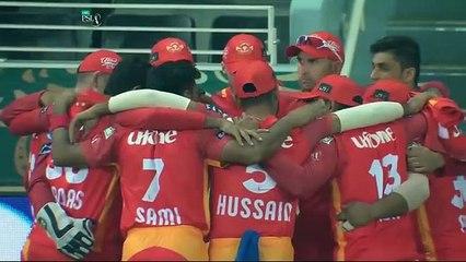 Lahore Qalandars Highlights | Islamabad United vs Lahore Qalandars - PSL 2019 Match 1