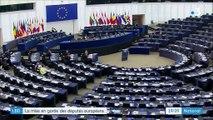 Lanceurs de balles de défense : les eurodéputés dénoncent l'usage disproportionné de la force