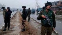 Indian Paramilitary Unit Bombed, 40 Dead