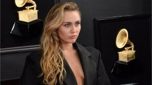 Miley Cyrus Just Shared a Breathtaking Photo Of Her Wedding Dress