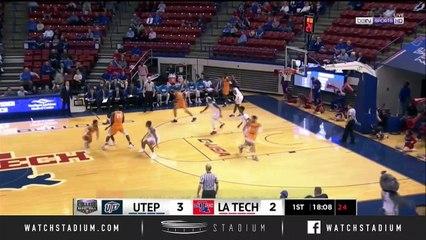 UTEP vs. Louisiana Tech Basketball Highlights (2018-19)