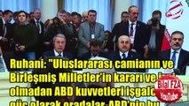 Soçi'de ABDye Tekme Erdoğan Putin Ruhani Antlaştı Türkiye Suriye ile Barıştırılacak ADANA MUTABAKATI