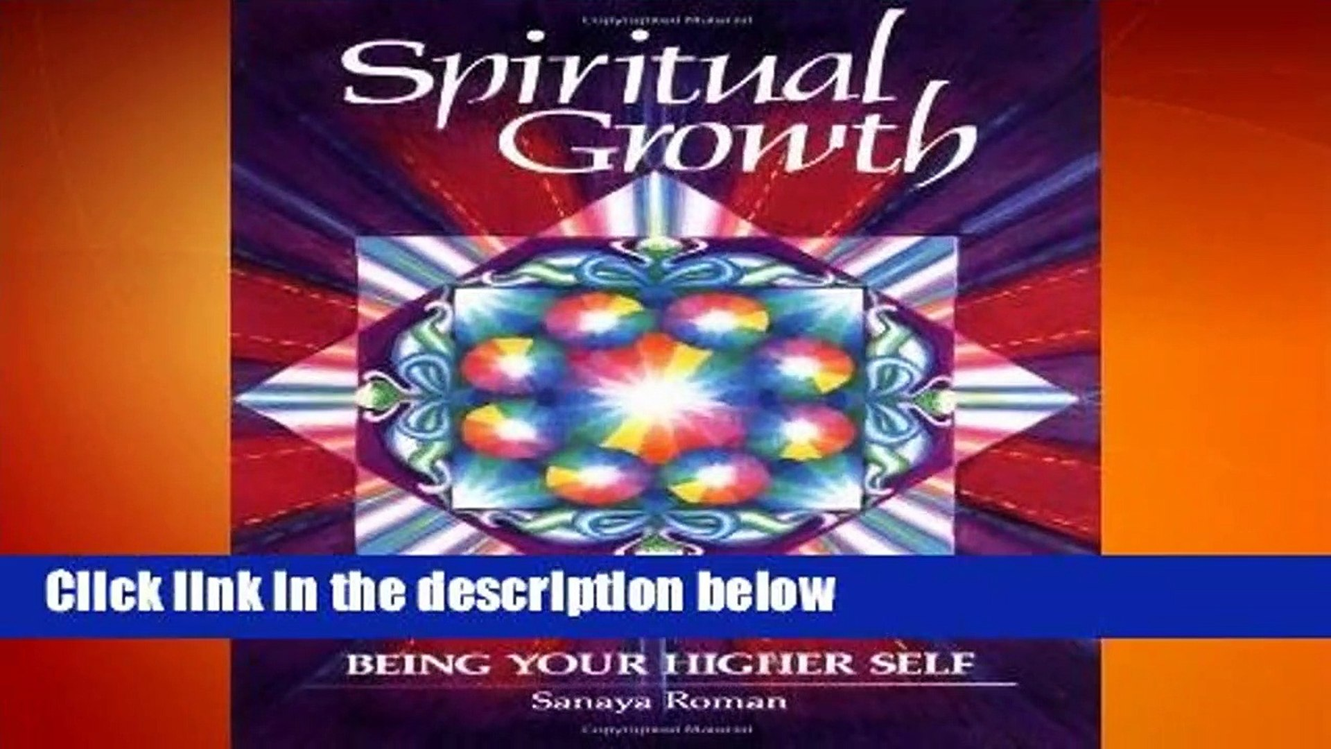 Spiritual Growth: Being Your Higher Self (Earth life)