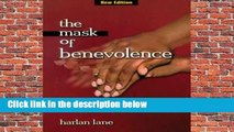 The Mask of Benevolence  Disabling the Deaf Community