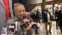 Dr M: Top cops' Turkey trip approved before our time