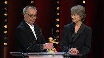 Charlotte Rampling, ours d'or d'honneur à la Berlinale