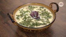 Gujarati Kadhi Recipe In Hindi - गुजराती कढ़ी रेसिपी - How To Make Kadhi At Home - Toral
