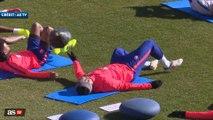 Quand Diego Costa embête Thomas Lemar à l'entraînement