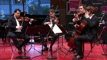 Erich Wolfgang Korngold : Quatuor à cordes n°2 en mi bémol Majeur opus 26 (Quatuor Modigliani)