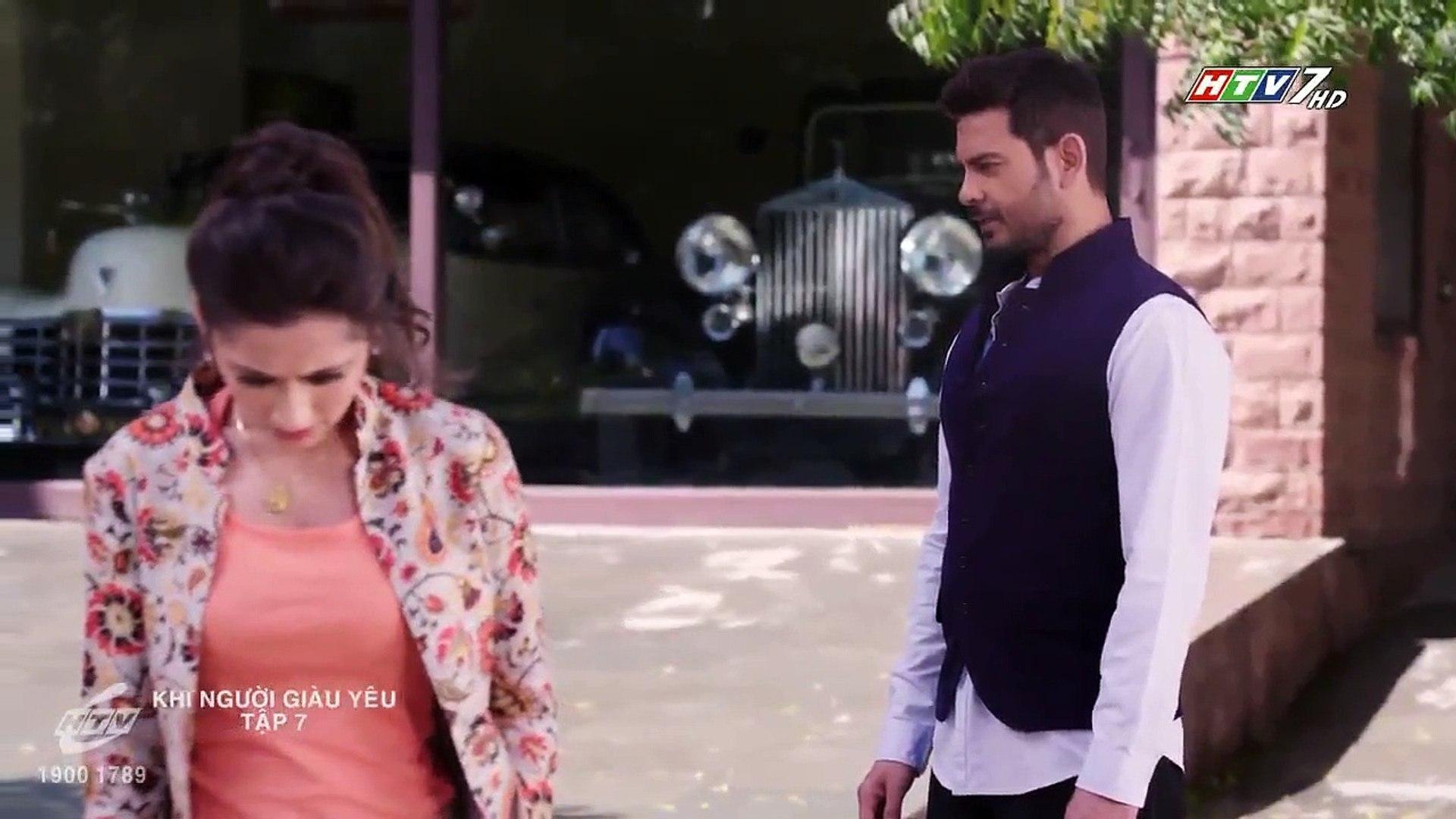 Khi Người Giàu Yêu Tập 7 - HTV7 Lồng Tiếng - Phim Ấn Độ - Phim Khi Nguoi Giau Yeu Tap 7 - Phim Khi N