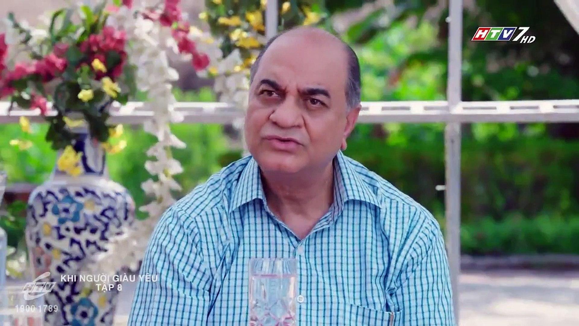 Khi Người Giàu Yêu Tập 8 - HTV7 Lồng Tiếng - Phim Ấn Độ - Phim Khi Nguoi Giau Yeu Tap 8 - Phim Khi N