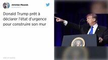 États-Unis. Donald Trump va déclarer « l'urgence nationale » pour financer son mur avec le Mexique