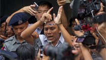 Human Rights Watch Denounces Myanmar's Incarceration Of Reuters Journalists