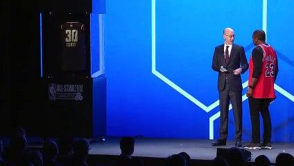 La NBA dévoile le maillot intelligent du futur