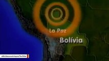 A Bolivian Earthquake Revealed Mountain Ranges 400 Miles Below Ground