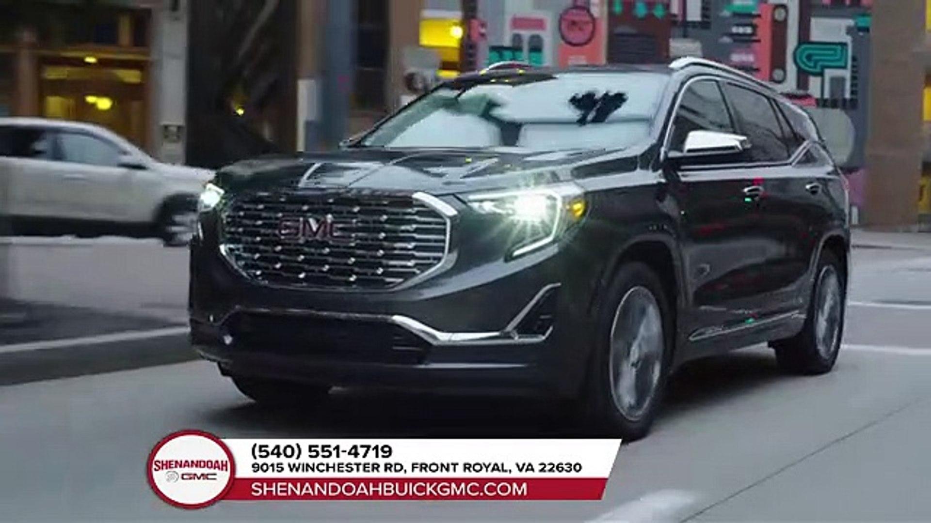 2018 GMC Terrain Front Royal VA | New GMC Terrain Front Royal VA
