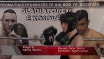 """""""Sport Center"""" mban turne individual në Kick Box dhe Boks-Lajme"""
