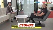 Roberto Martinez «Thierry Henry a besoin de temps» - Foot - BEL