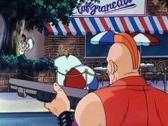 Rambo A Forca da Liberdade Ep 09 Ataque nas Ruas