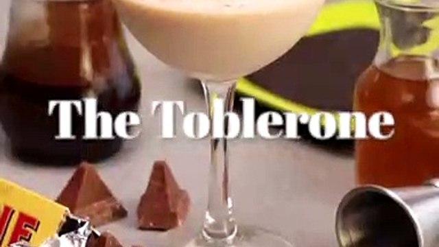 Toblerone Cocktail Recipe - Liquor.com