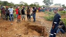 Zimbabwe : 60 à 70 mineurs présumés morts dans des mines inondées (officiel)