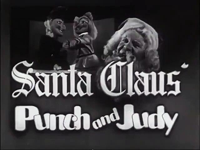 Santa Claus Punch and Judy (1948)