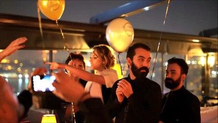 Şebnem Schaefer 35. doğumgününü Rixos Pera Istanbul, Şamdan Meyhane'de kutladı