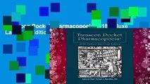 Tarascon Pocket Pharmacopoeia 2018 Deluxe Lab-Coat Edition