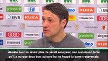 22e j. - Kovac évoque la nouvelle blessure de Coman