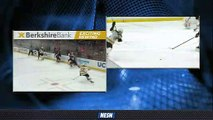 Brandon Carlo's Puck Movement Leads To Bruins First Goal Vs. Ducks