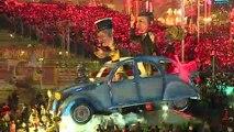 Les figures du cinéma et politiques stars du carnaval de Nice