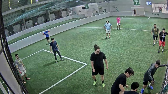 02/16/2019 00:00:01 - Sofive Soccer Centers Rockville - Camp Nou