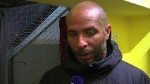 FC Martigues 0-0 Mont d'Or Azergues:  les réactions d'Eric Chelle et Thomas Wilwert