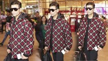 Karan Johar and Sudesh Berry Spotted at Mumbai Airport: Watch Video | FilmiBeat