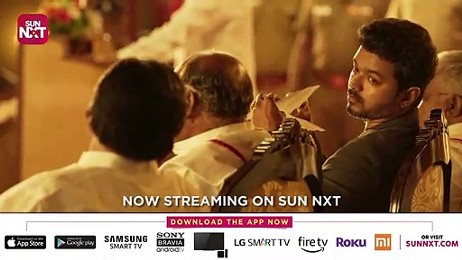 SARKAR on Sun NXT - Promo 1
