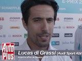 Formula E – Interview de Lucas Di Grassi avant le e-Prix de Mexico 2019