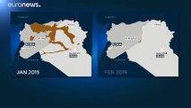 آخر جيوب داعش في شرق سوريا على وشك السقوط
