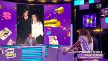 Capucine Anav et Alain-Fabien Delon